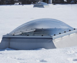 Письмо законодателю: о проблемах сертификации и расчета снеговых нагрузок систем дымоудаления