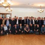 Второй съезд Союза кровельщиков по металлу