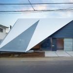Дом-палатка от японских архитекторов