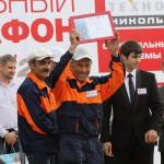 Всероссийский Кровельный марафон собрал полторы тысячи зрителей