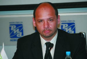 Александр Фадеев, генеральный секретарь Некоммерческого партнерства «Росизол»