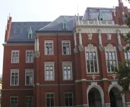 Новая крыша главного здания Ягеллонского университета в Кракове