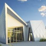 RHEINZINK инвестирует в будущее: новый эко-дом ZINKHAUS по проекту архитектора Либескинда