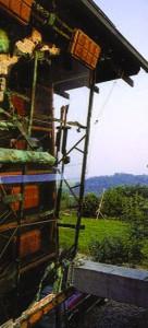 Жилой дом, Швейцария, арх. Э. Золотай, 1984 г.