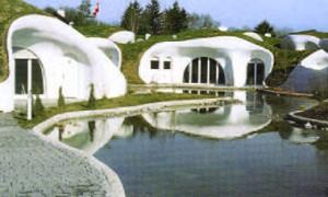 Жилой поселок, Швейцария, арх. П. Ветч, 1993 г.