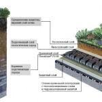 Жизнь на крышах: технические решения для интенсивного озеленения кровель