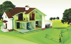 Плита «Гринплекс®» выпускается различной толщины, с удобной кромкой для стыков плит и уменьшения теплового «мостика», а также с рифленой поверхностью для нанесения строительных смесей. Все это позволяет удовлетворить широкий спрос в различных областях применения