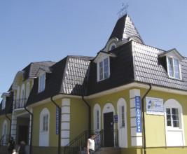 Расчет и монтаж металлочерепицы на крышах сложных конфигураций