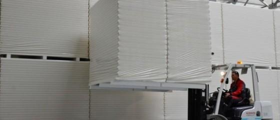 «ТехноНИКОЛЬ»: запущено производство PIR-теплоизоляции для крыш