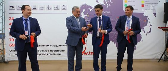 Новый учебный центр «ТехноНИКОЛЬ» открылся в Екатеринбурге
