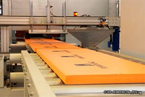 Компания «ПЕНОПЛЭКС» начала производство новой марки полистирола общего назначения