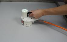 «ТехноНИКОЛЬ» представляет единую систему индукционного крепления для ПВХ-кровель в зонах с высокой ветровой нагрузкой