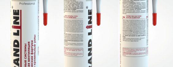 Новинка: кровельный герметик Grand Line Professional
