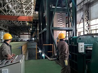 Новое производство полимерного покрытия открыли в Волгограде