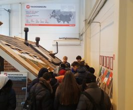 В Новосибирске прошел региональный этап WorldSkills Russia по компетенции «Кровельные работы»