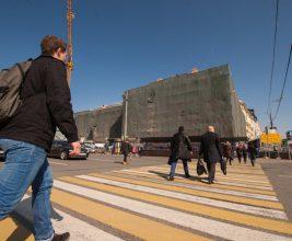 Ruukki Construction завершила поставку для реконструкции Малого театра