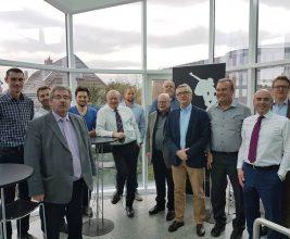 Состоялась рабочая встреча Комиссии по скатным крышам Международной федерации кровельщиков