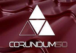 CORUNDUM50® — новый проект STYNERGY