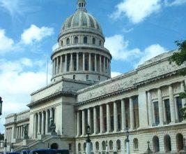 Россия восстановит купол Капитолия в кубинской Гаване