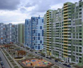 Висячие сады на крыше многоэтажки. Озеленение кварталов по программе реновации жилья