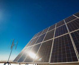 Российские ученые создали солнечные модули для применения в Арктике и Сибири