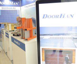 Компания DoorHan выводит на российский рынок систему алюминиевой промышленной фальцевой кровли DH-RS