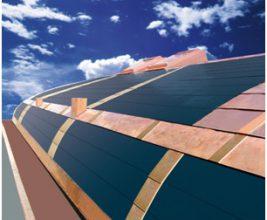 Компания TEGOLA представила второе поколение кровельного покрытия, преобразующего солнечную энергию в электричество