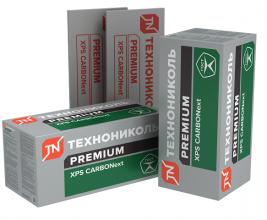 Направление «Полимерная изоляция» Корпорации ТЕХНОНИКОЛЬ представило новую линейку продуктов CARBONext, соответствующих ГОСТ 32310-2012