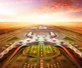 Х-Roof: инновационный аэропорт в Мексике