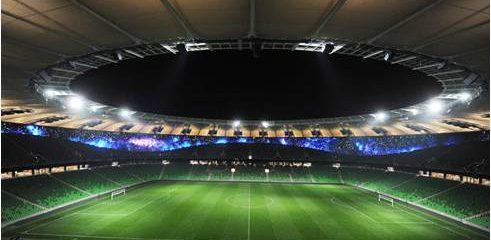 Мембранные кровли футбольных стадионов: «Курганстальмост» делится опытом