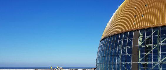 Золотой купол Большой мечети Алжира
