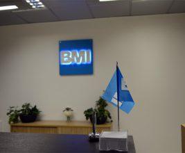 Новый офис компании BMI
