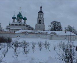 Толгский монастырь: реконструкция кровель