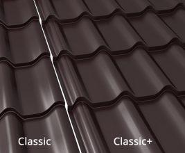 Grand Line представляет новый профиль металлочерепицы Classic Plus