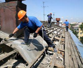 В Москве полностью заменили крыши на 3000 домов