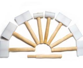 Компания «ППК» выпустила на рынок девятую модель пластиковой киянки