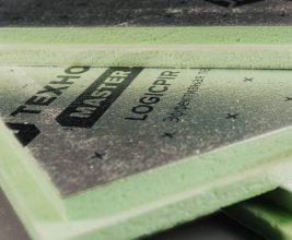 Компания ТЕХНОНИКОЛЬ представляет теплоизоляционные плиты LOGICPIR зеленого цвета