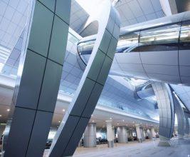 Алюминий в архитектуре: конкурс построек и проектов