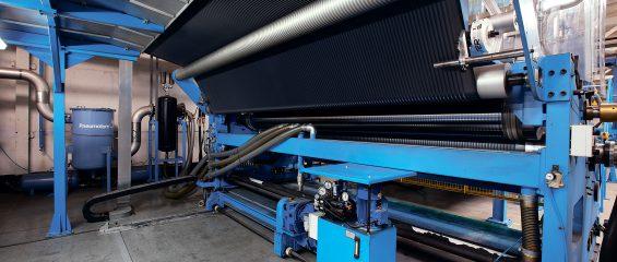 Компания «ТехноНИКОЛЬ» модернизировала линию PLANTER на заводе «Лоджикруф» в Рязани