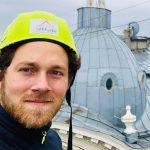 Интервью с Александром Лепандом: кровельщиком-путешественником