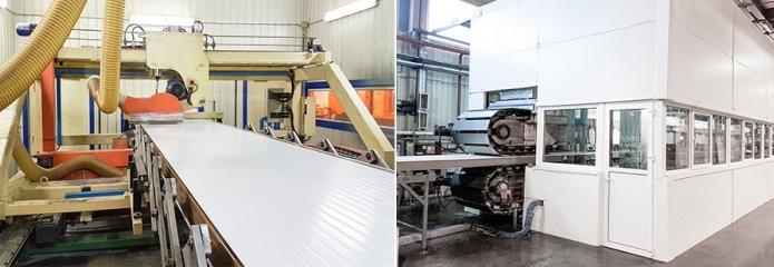 В Санкт-Петербурге открыт новый завод по производству термопанелей