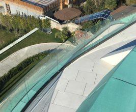 Гидроизоляция открытых террас, балконов. Проблемы и решения