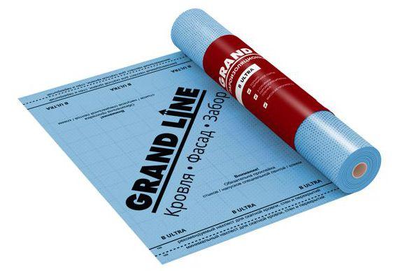 Новинки изоляционных материалов от Grand Line